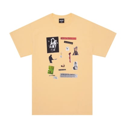 Hockey Summoned T-Shirt - Yellow Haze