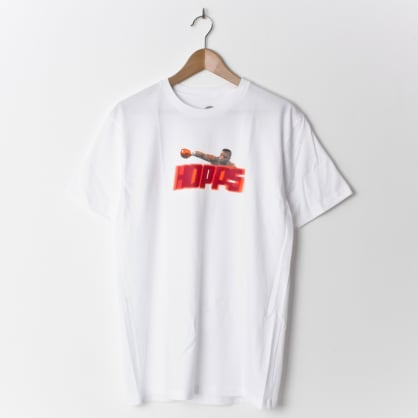Hopps Punch Out! T-Shirt - White