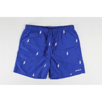 CONVERSE JACK PURCELL POLAR SHORTS - BLUE