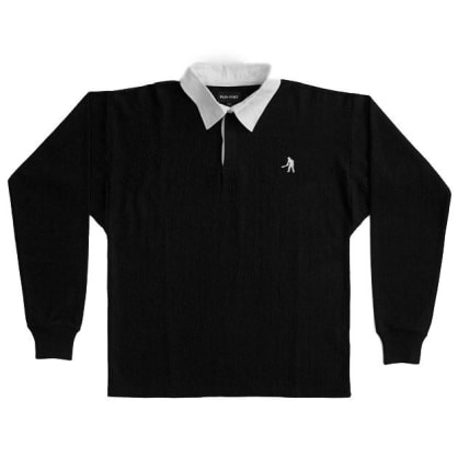 Passport Workers Polo Jersey - Black