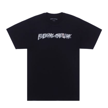Fucking Awesome - Fucking Awesome Actual Visual Guidance T-Shirt | Black