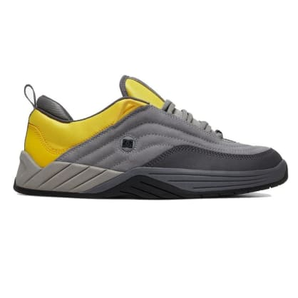 DC Williams Slim Grey/Yellow Shoes