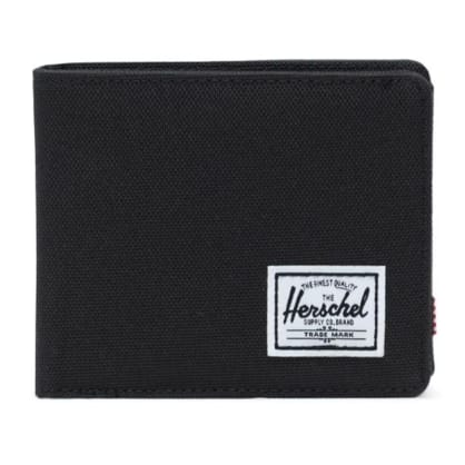 Herschel Supply Co. Roy Wallet Coin - Black