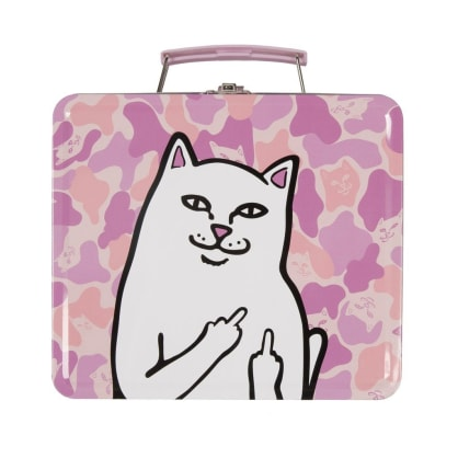 Rip N Dip Camouflage Lunch Box - Pink