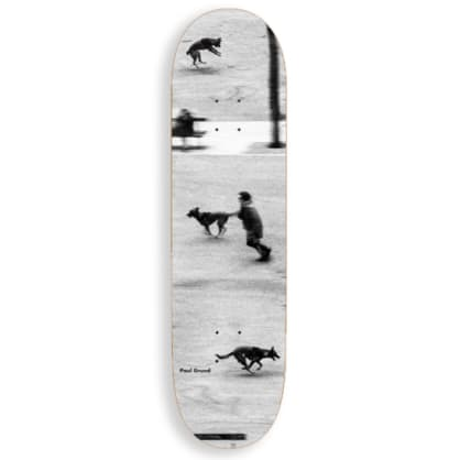 Polar Skate Co Paul Grund Dog Studies Skateboard Deck - 8.75""