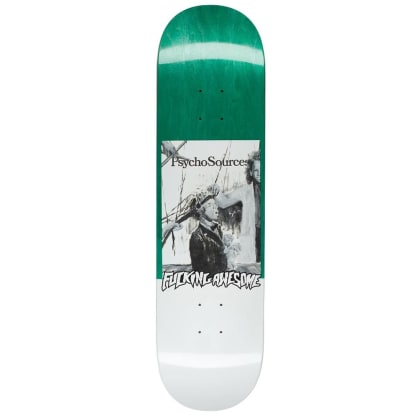 "Fucking Awesome - Dill Mirror Psycho Sources Deck 8.25"" Wide"