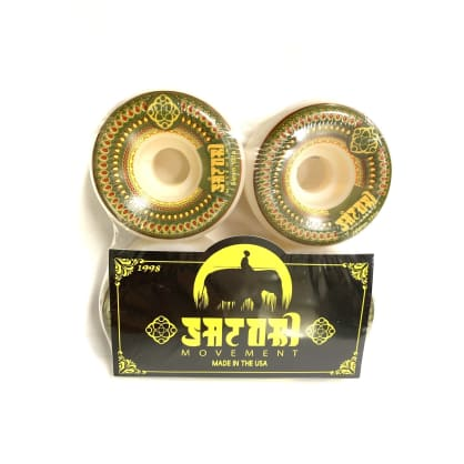 Satori Wheels Mandolic Conical Shape 101a
