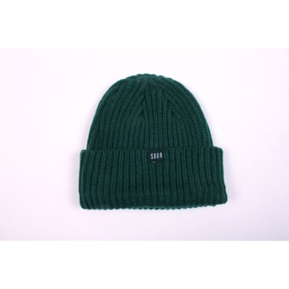 Sour Solution Beanie Sweeper Forest Green