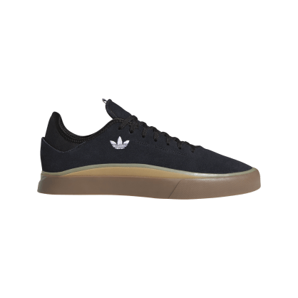 Adidas Sabalo Skateboarding Shoes - Core Black / Cloud White / Gum