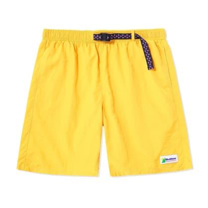 Butter Goods Equipment Shorts - Yellow