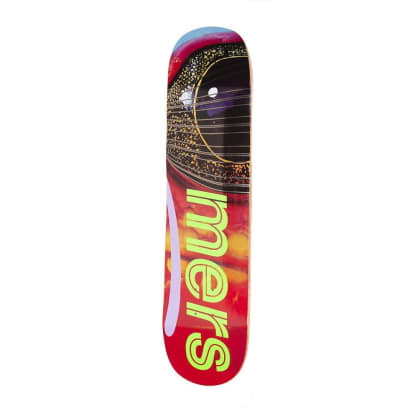 Alltimers Rep Eye Skateboard Deck - 8""
