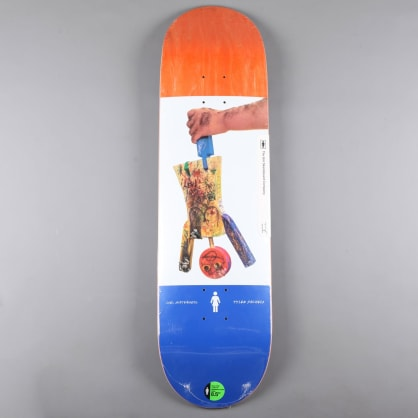 "Girl 'Tyler Pacheco One Off' 8.5"" Deck"