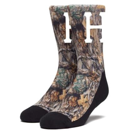 Huf - Digital Real Tree Socks - Woodland