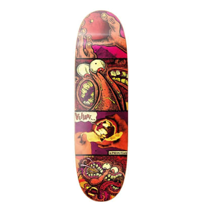 Primitive Freak Out Villani Deck- 9.125