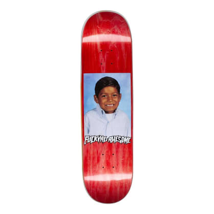 Fucking Awesome Louie Lopez Class Photo Skateboard Deck 8.25