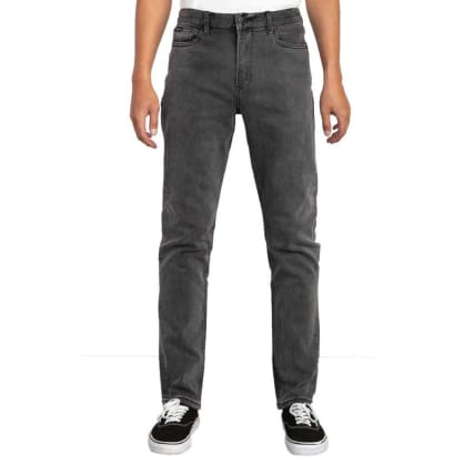 RVCA Daggers Slim Straight Fit Denim Jeans
