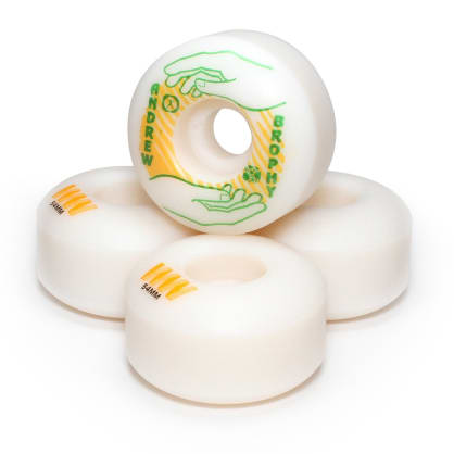 Wayward Wheels - Pro Formula - Andrew Brophy - Funnel Cut 54mm