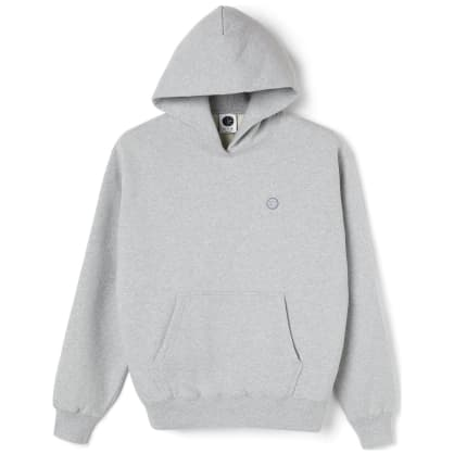 Polar Skate Co Patch Hoodie - Sport Grey