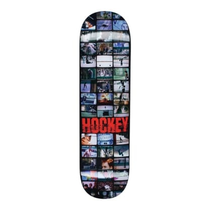 Hockey Screens Skateboard Deck - 8.25""
