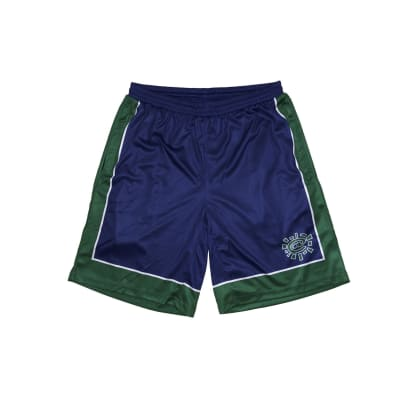 always do what you should do - always court short - navy/green