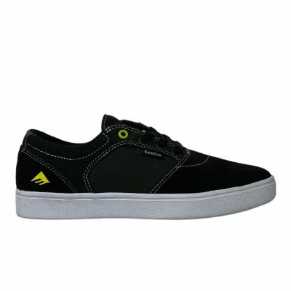 Emerica Figgy Dose Black Green White