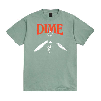 Dime Respect T-Shirt - Atlantic Green
