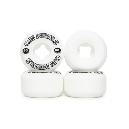 OJs From Concentrate Hardline 101a Wheels - 53mm