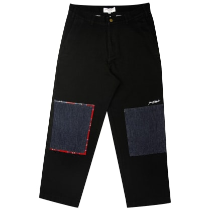 Yardsale Panel Jeans - Black