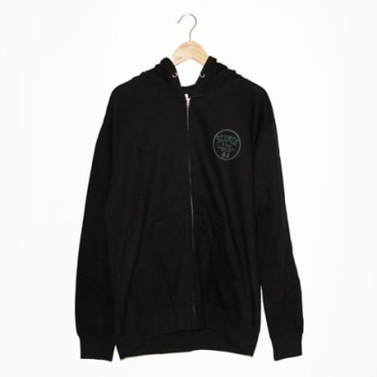 Scumco & Sons Logo Zipped Hood