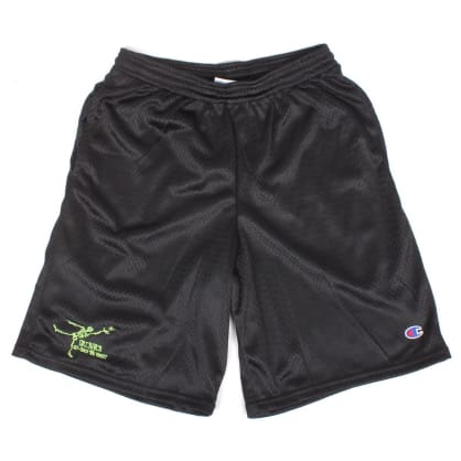 Orchard Shorts Gonz Only The Finest Black Champion