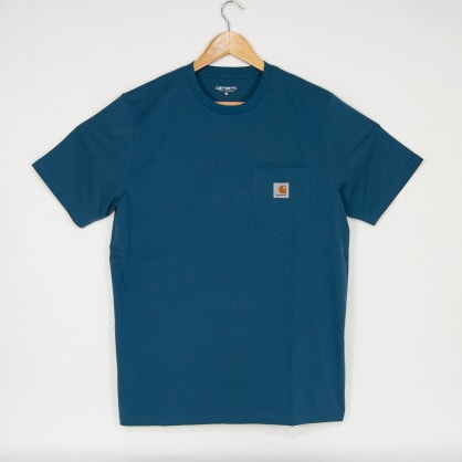 Carhartt WIP - Pocket T-Shirt - Shore