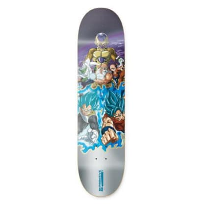 Primitive Skateboarding Team Resurrection Skateboard Deck - 8.1