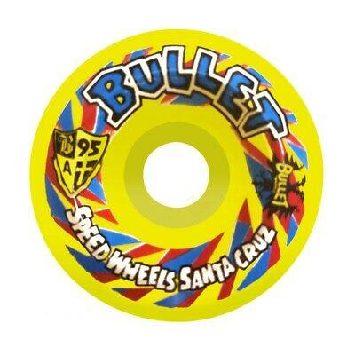 Slime Balls Bullet Church Glass Speedwheels Reissue 95a 60mm