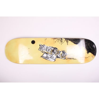 Krooked Deck Manderson Fifty Yards 8.5