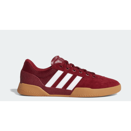 Adidas - City Cup (Collegiate Burgundy/Cloud White/Gum)