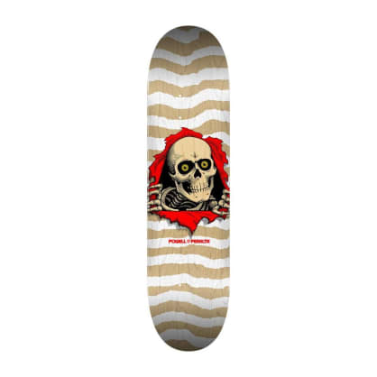 Power Peralta Ripper Shape 247 Skateboard Deck - 8""