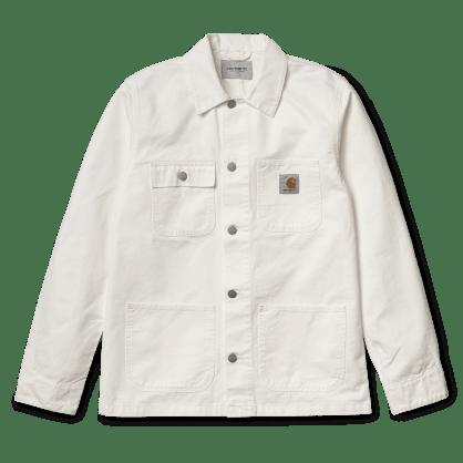 Carhartt WIP Michigan Coat - Off White