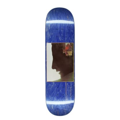 Fucking Awesome Gino Iannucci Blue Touch Skateboard Deck 8.38