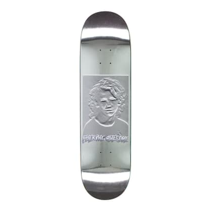 "Fucking Awesome Jason Dill Class Photo Chrome Skateboard Deck - 8.25"""