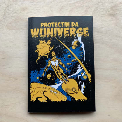 Minerva - Wuniverse A6 notebook