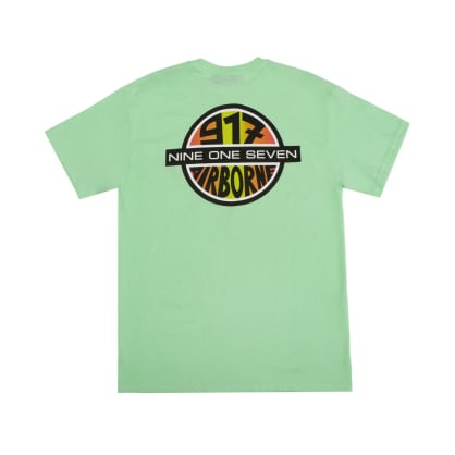 Call Me 917 Airborne Division T-Shirt - Mint