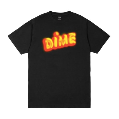 Dime Dizzy T-Shirt - Black