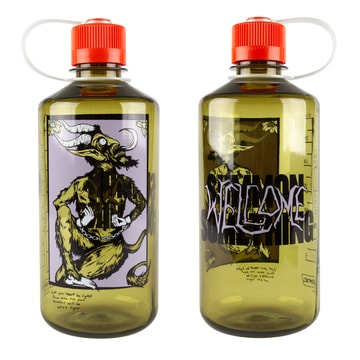 Krampus Nalgene Bottle 32oz