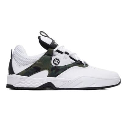 DC Shoes Kalis S Skate White/Camo