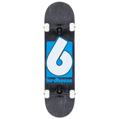 """Birdhouse - B Logo Complete Skateboard 8"""" Wide"""