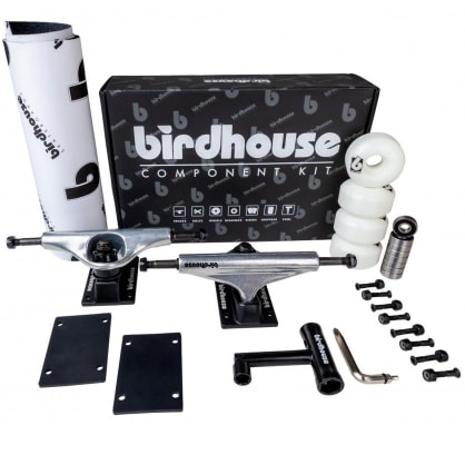 Birdhouse Skateboarding Undercarriage Component Kit | 5.25