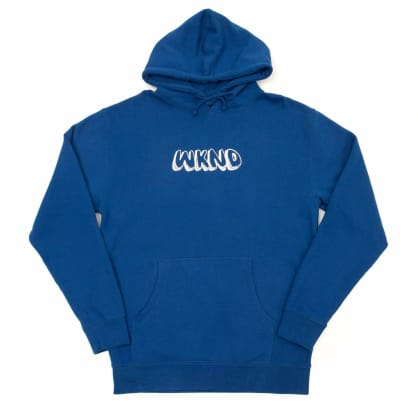 WKND Shut Up Hoodie - Royal Blue