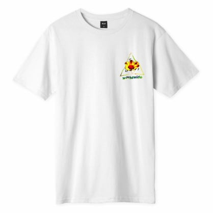 Huf - Come Down Triple Triangle T-Shirt - White