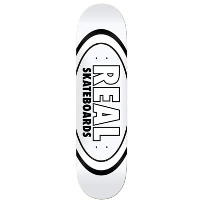 """Real Classic Oval Deck 8.38"""""""