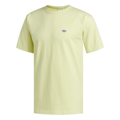 adidas Shmoo T-Shirt - Yellow Tint / Purple